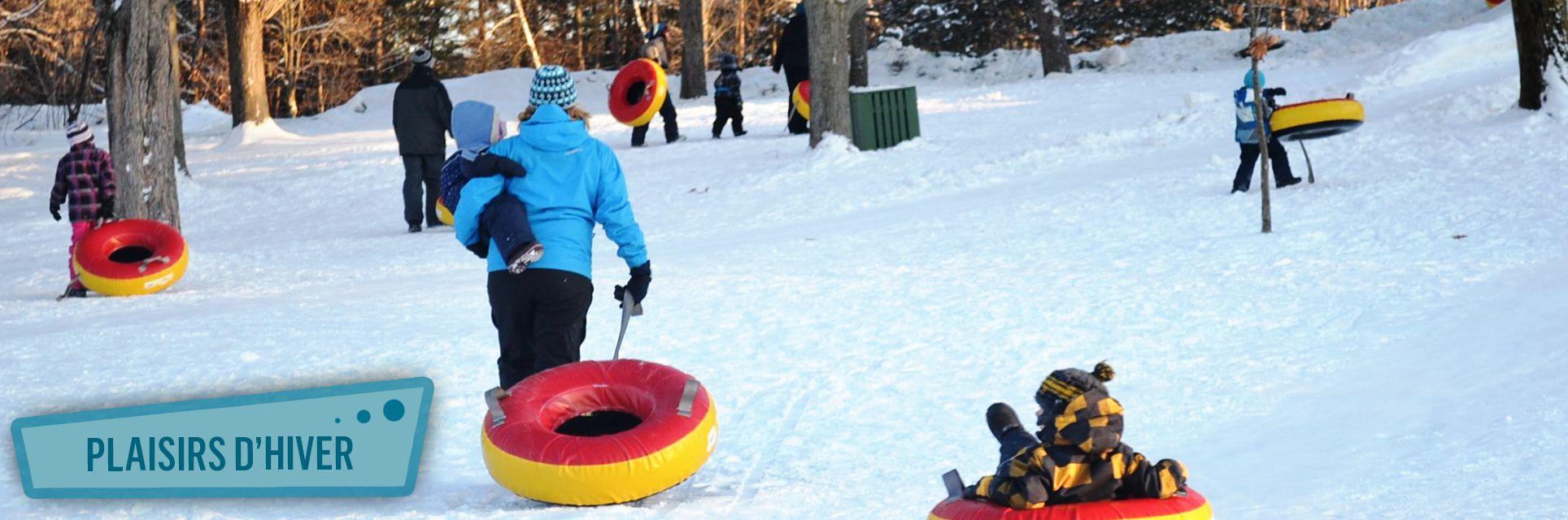 Plaisirs d'hiver à Cowansville