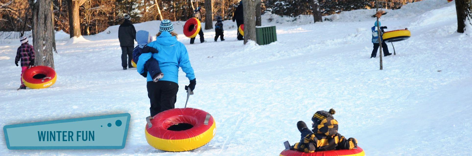 Cowansville Winter Fun