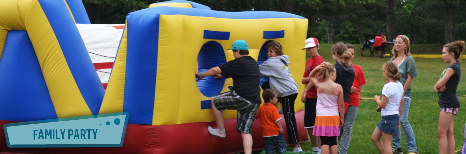 Cowansville's Family Party